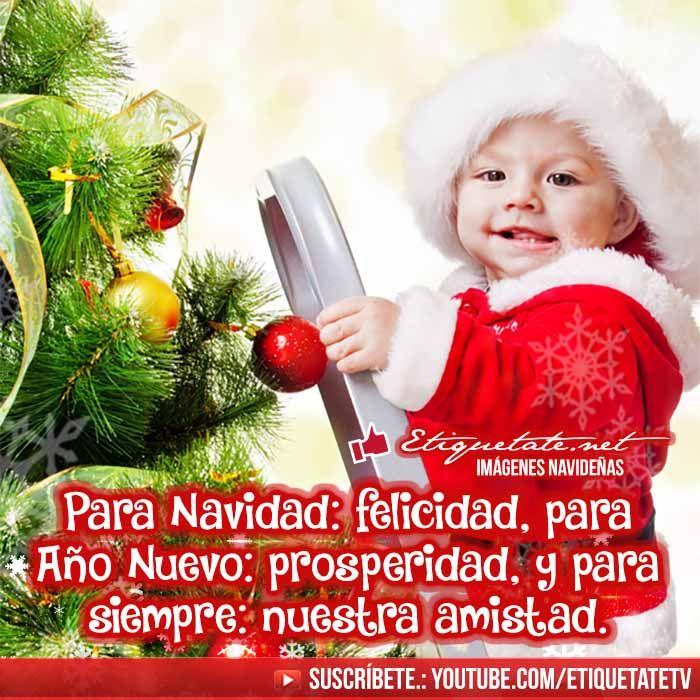 M s de 25 ideas creativas sobre felicitaciones de navidad - Frases de felicitaciones de navidad ...