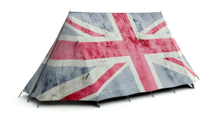 What a brilliant range of tents. These make me want to don my backpack.  Rule Britannia | FieldCandy