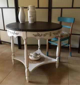 REBAJAS Mesa madera restaurada. A estrenar - 190187008 - Muebles, Deco y Jardín