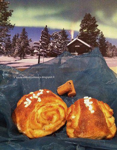 Kiosko di frutti di bosco: Korvapuustit finlandesi