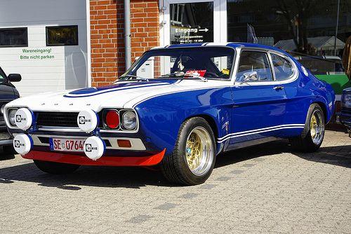 1968 Ford Capri (Mk I) | Flickr - Photo Sharing!
