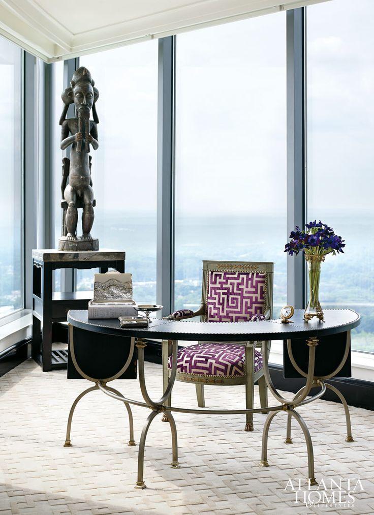 exotic elegancedecorating with artifacts  Workspaces