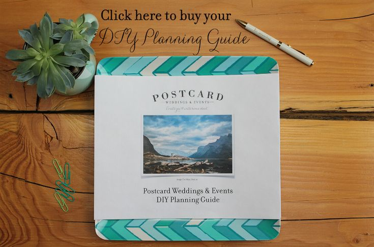 Getting married & planning your wedding yourself, without a wedding planner? Here's the best DIY Wedding Planning Guide for mountain weddings & elopements in Banff, Lake Louise, Canmore, Emerald Lake & Kananaskis! From the expert pros at postcardweddings.com.