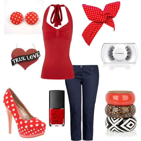 A fashion look from June 2012 featuring Jane Norman tops and MANGO capri. Browse and shop related looks.