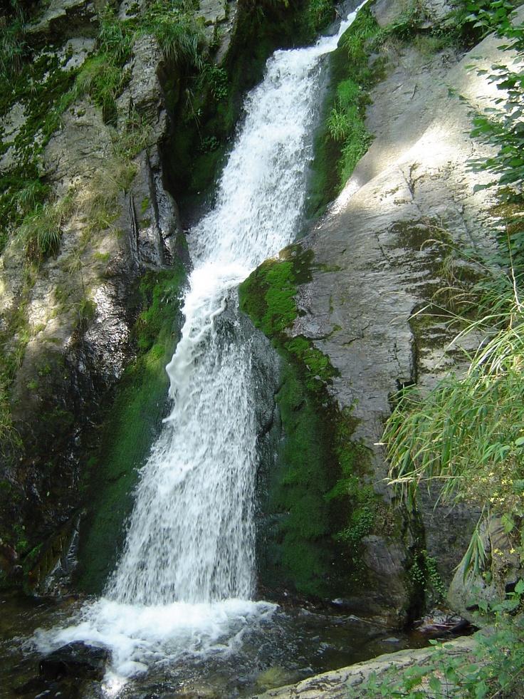 Czech - Rešovské vodopády (Rešov waterfalls)