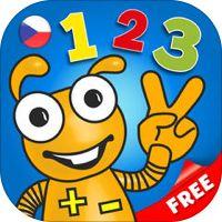 Zábavná matematika pro děti FREE: sčítání, odčítání, násobení, dělení – výuka matematiky hrou od vývojáře Jiri Bohm