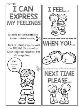 """I"" Can Express My Feelings"
