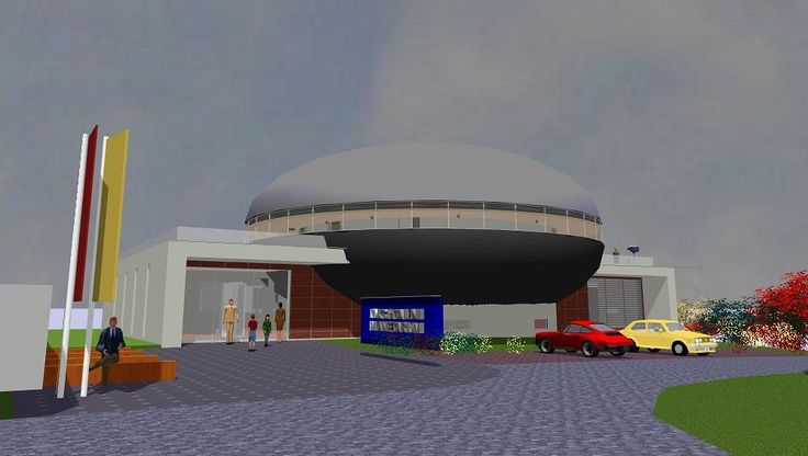 Planetarium a hvezdarna Hradec Kralove