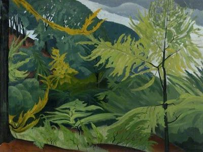 John Nash. Berkshire Woods.