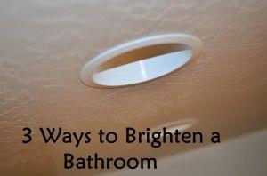 Good Ideas Bathroom And Lighting On Pinterest