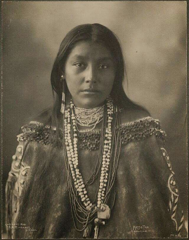 """Lozen"" the most famous Apache women"