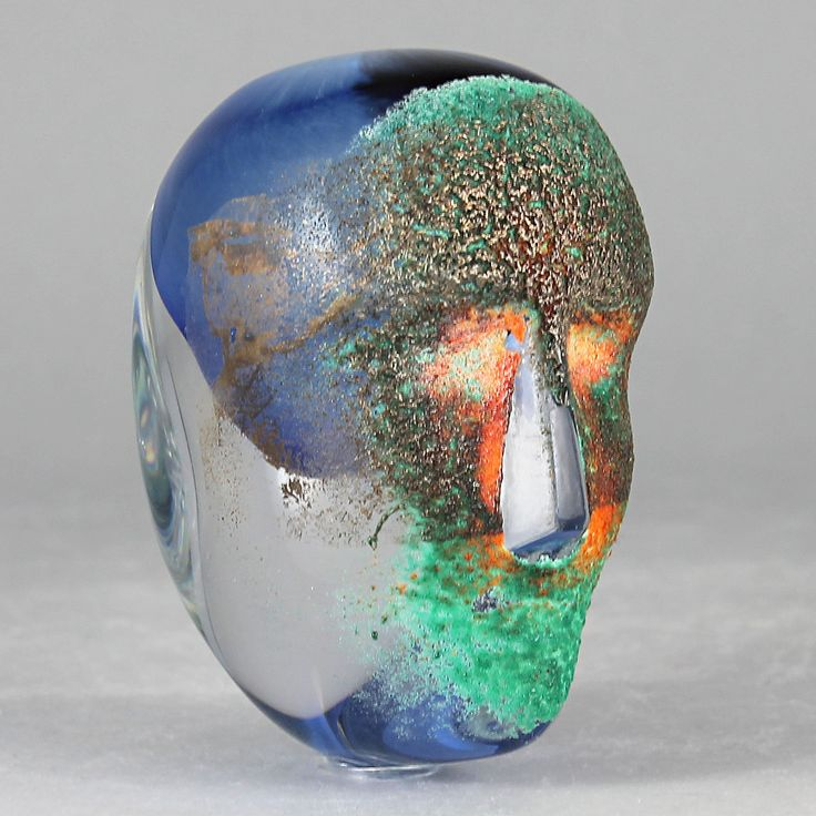 Bertil Vallien (Brains) Fascinating Glass Head Test Production