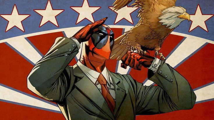 ComicBook NOW! on Deadpool and Presidents