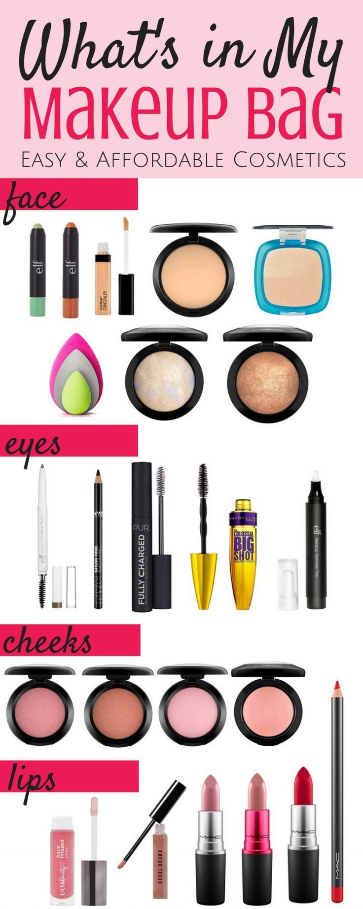 Easy to use, affordable makeup products for a busy mom on the go! Makeup | Makeup tips | Beauty | Beauty Tips | Concealer | Blush | Contour | Hightlight | Mascara | Eyeliner | Lip gloss | Eyebrows | Eyebrow shaping | Eyebrow brush | Eyebrow scupt | Microblading | How to draw eyebrows | How to fill eyebrows | How to contour and highlight | Makeup hack | #makeup #makeuplover #makeupjunkie #beauty #beautyblog #beautytips #beautyblogger | Beauty Hacks | Makeup Ideas | Makeup Tutorials