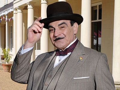 Poirot, de Agatha Christie