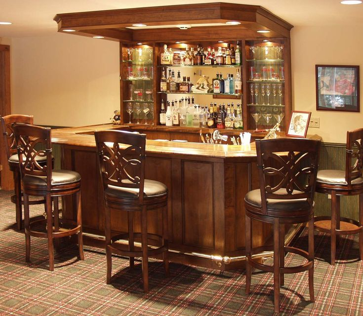 Best Bar Ideas Images On Pinterest Bar Ideas Basement Ideas - Home bar furniture ideas