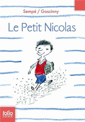 Le Petit Nicolas (French Edition) by Rene Goscinny. I just love these books. So funny and enjoyable to read.