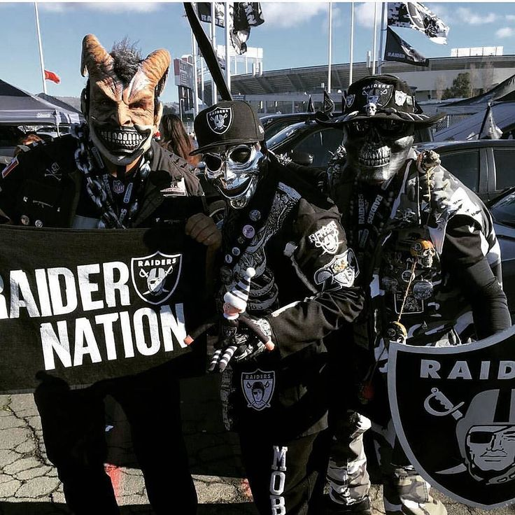 The #Raiders #BlackHole looking pretty crazy.  Wed love to go this season! Thanks @the_raider_will!  #SuperTailgate #tailgate #tailgating #win #letsgo #gameday #travel #adventure #stadium #party #sport #ESPN #jersey #sports #league #SportsNews #score #photooftheday #love #Football #NFL