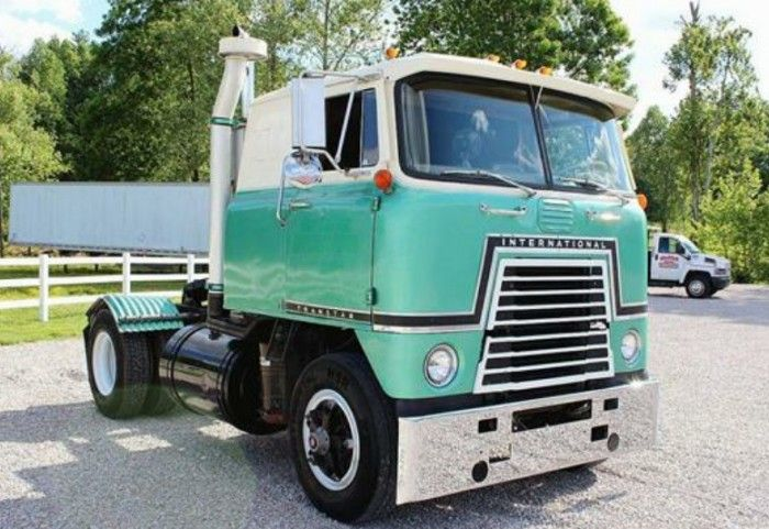 Antique International Cabover : Best images about semi trucks ect love affair on