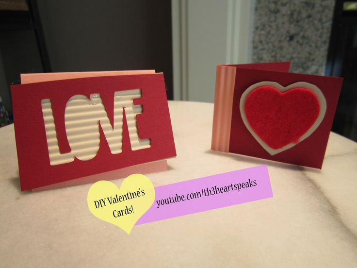 20 best Valentines Ideas images on Pinterest  Card crafts Cards
