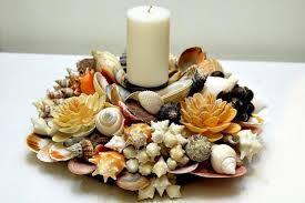 Resultado de imagem para artes feitas com conchas do mar