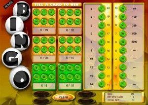 Cara Main Bingo Casino Classic Games Sbobet