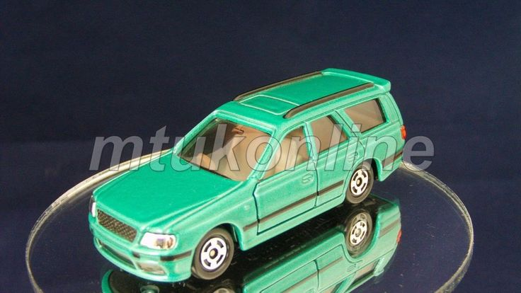 TOMICA 82 NISSAN STAGEA | 1/62 | CHINA | 082C-1 | FIRST | EARLY BOX