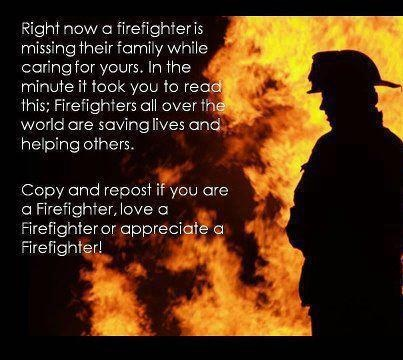 Firefighter Appreciation Quotes. QuotesGram