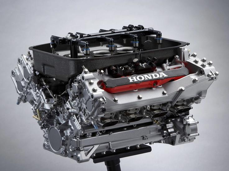 #Honda Racing F1 RA106 Engine Http://www.reddellhonda.com/ Nice Ideas