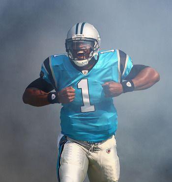 Cam Newton!