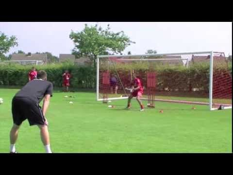 Walsall FC GK Session #2