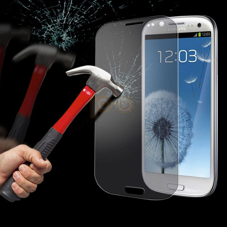 Explosion Proof Premium Tempered Glass Screen Protector for Samsung Galaxy  s3