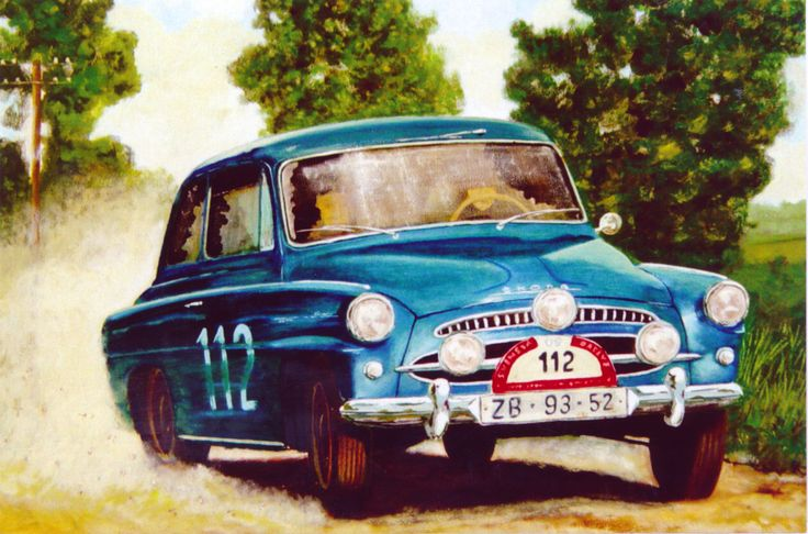 Car Postcard from Nataliia in Kyiv, Ukraine