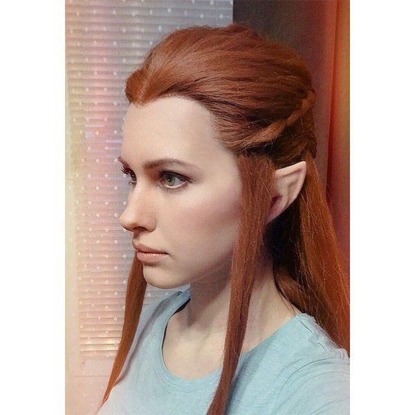 wood elf makeup tutorial
