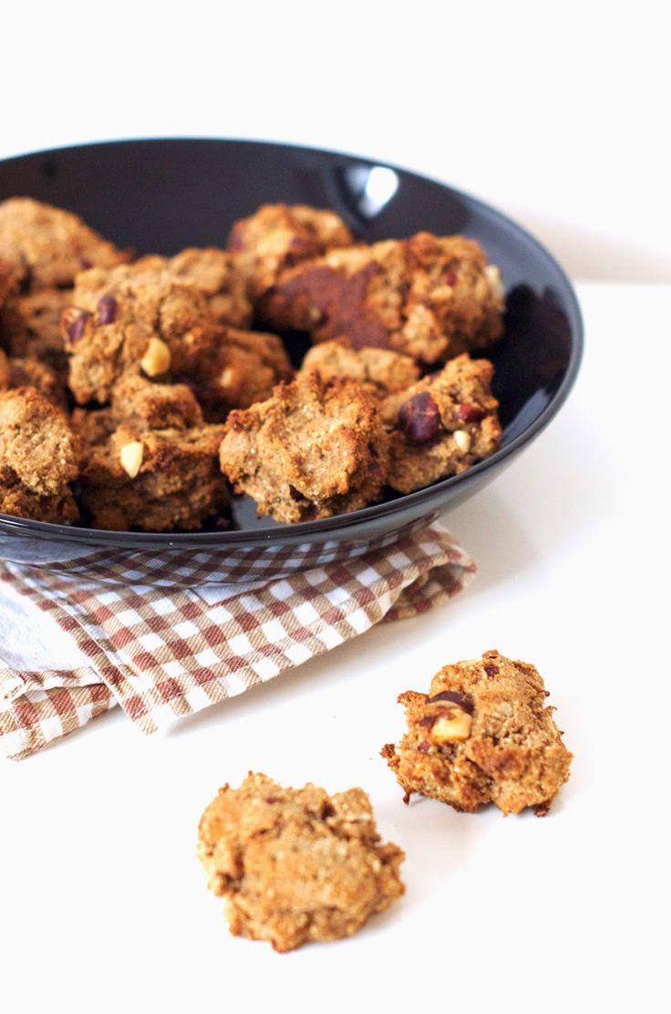 SANS GLUTEN SANS LACTOSE: Biscuits aux noisettes sans gluten et sans lactose