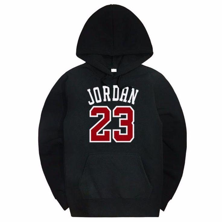 Michael Jordan #23 XL Men's Sweatshirt Chicago Bulls Playoffs #Jordan #ChicagoBulls