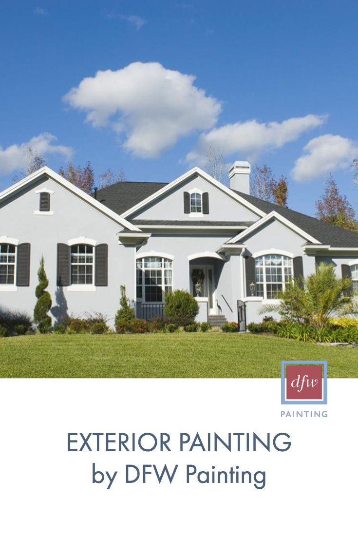 The Environment Can Be Harsh On The Exterior Of Your Home We