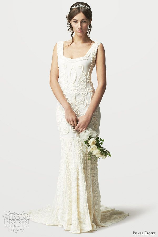 Phase Eight bridal collection #wedding #gown