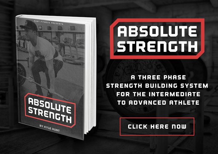 absolute strength by kyle hunt fitness pdf