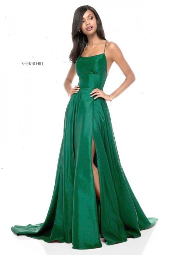 Green Prom Dress Strapless Summer