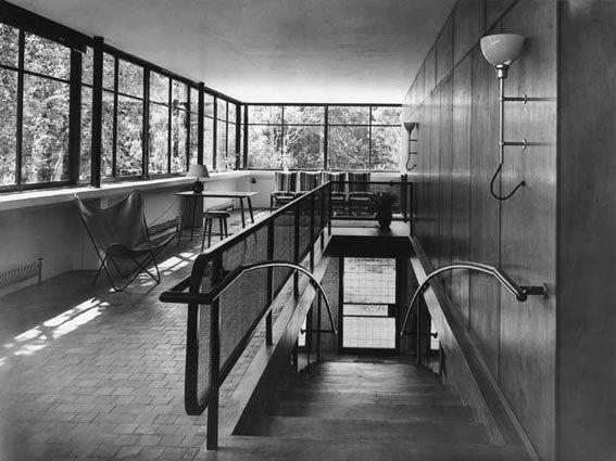 Amancio William's Bridge house (Casa Del Puente), 1943-45
