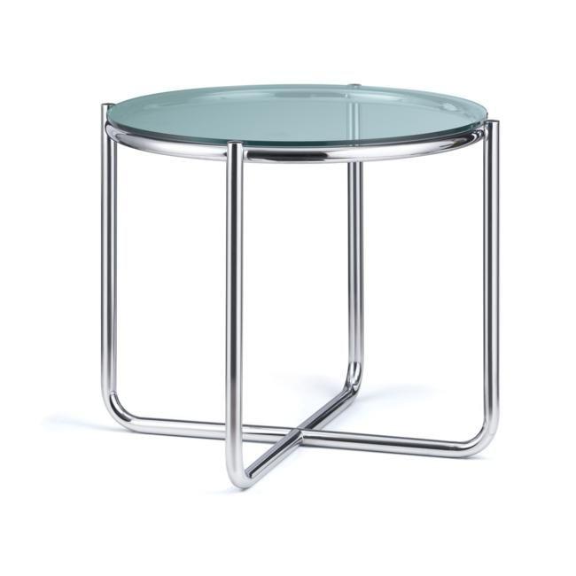 glas beistelltisch dessau 3335 - Glasbeistelltisch