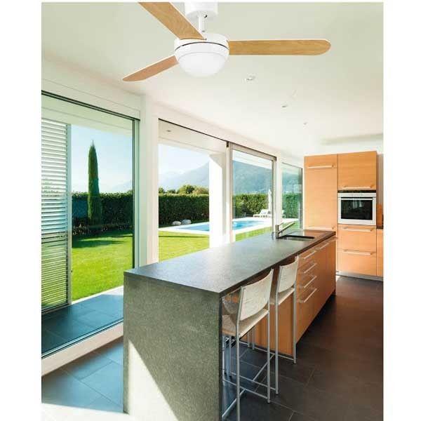 M s de 25 ideas incre bles sobre ventiladores en el techo - Ventilador de techo cocina ...