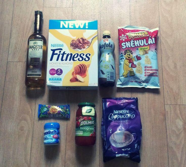 Produkty z prosincového brandnooz boxu