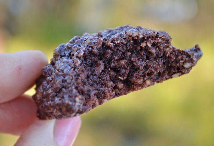 Diós kakaós keksz liszt nélkül