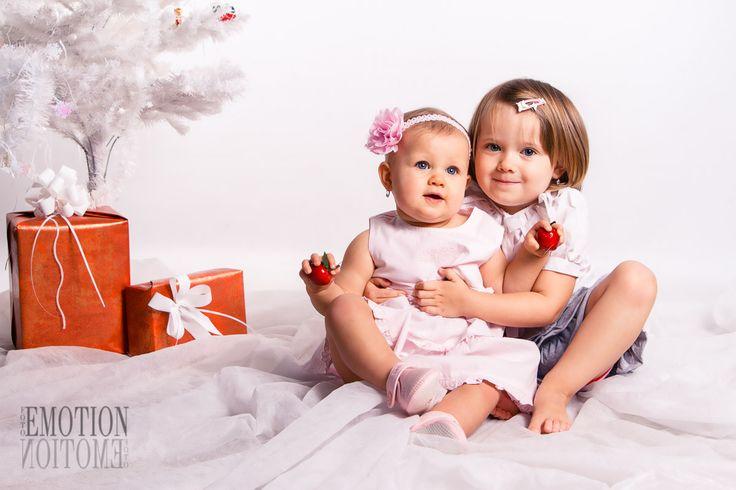 Vánoční focení dětí Plzeň