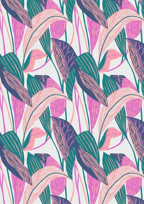 Hannah Rampley Print and Pattern www.hannahrampley.com