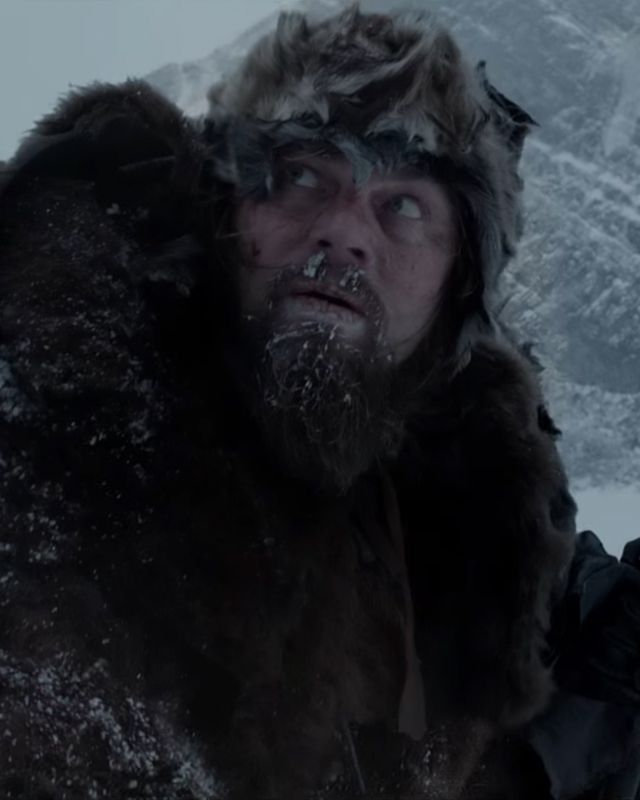 Leonardo DiCaprio Hypes THE REVENANT, Talks About Facing Off With STAR WARS