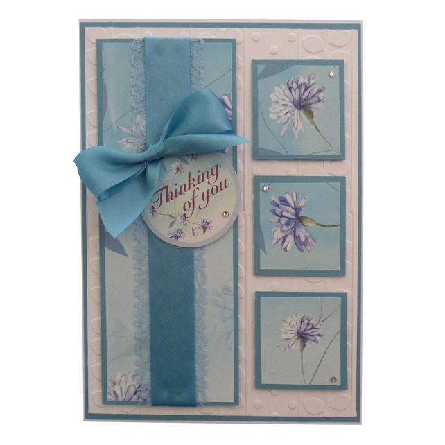 Handmade Thinking Of You Card £2.00   Craft ideas ...