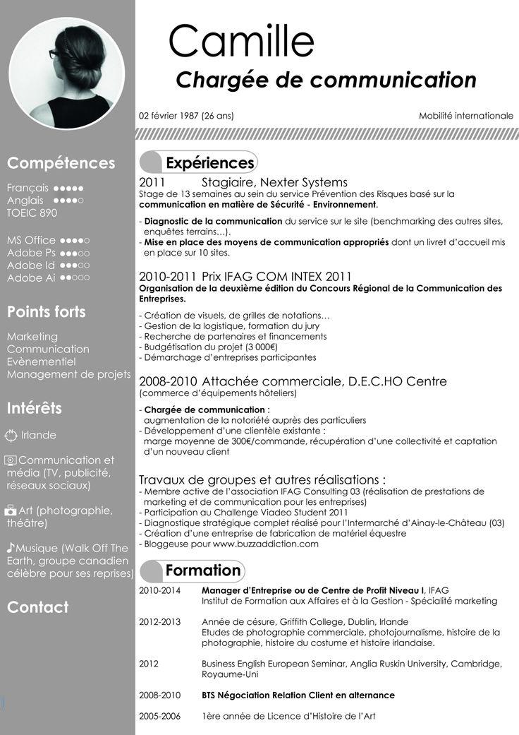 9 best CV images on Pinterest Creative curriculum, Curriculum - full stack developer resume